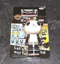 Panda Z Personaje Anime Japonés Llavero Lanyard Correa Banpresto Nuevo