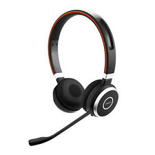 New Jabra Evolve 65 Wireless Bluetooth Stereo Headset + Dongle Link 370