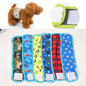 Pet Dog Diaper Puppy Cotton Belly Band Sanitary Underwear Physiological Pants