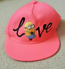 H&M Minion cap 4-8 yrs in Excellent Condition