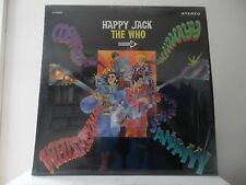 "WHO - HAPPY JACK - DECCA RECORDS-DL 784892 - MINT - ""SHRINK WRAP ON COVER"""