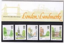GB 1980 London Landmarks Presentation Pack VGC. Stamps. Free postage!