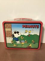 "Sealed, Limited Edition ""Joe Cool"" Snoopy, Peanuts Gang Lunchbox, 1998"