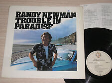 RANDY NEWMAN - TROUBLE IN PARADISE - LP 33 GIRI GERMANY