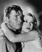 """FAY WRAY AND BRUCE CABOT IN """"KING KONG"""" - 8X10 PUBLICITY PHOTO (AB-786)"""