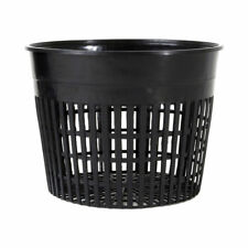 """Net Cup, 6"""" 25 Pack - Mesh pots for Hydro, cloners, seedlings use"""