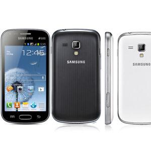 Original Samsung S7562 Galaxy S Duos Cell Phones 5 MP Camera wifi GPS Unlocked