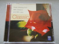 ABC CLASSICS - CLASSIC GREAT LISTENING FROM ABC CLASSICS AND JAZZ - CD