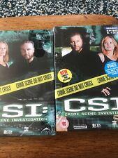 CSI LAS VEGAS COMPLETE SERIES 5 DVD Season Five UK Region 2 UK New Sealed
