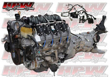 75k L77 6ltr 6speed Manual 6.0ltr 6.0 V8 Engine Motor CONVERSION L98 L76 LS2