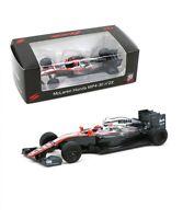 New Spark 1/64 McLaren Honda MP4-30 Jenson Button 2015 F1 from Japan