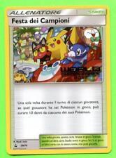 Italian Champions Festival SM78 - Near Mint Pokemon World Championship 2017