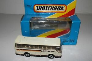 MATCHBOX #MB67 IKARUS COACH BUS, IKARUS TAMPO, EXCELLENT, BOXED