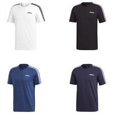 Adidas señores t-shirt Essentials 3 Stripes té