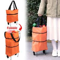 Tasche für Räder Tasche Cart de Trolley Faltbarer Einkaufsbeutel
