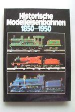 Historische Modelleisenbahnen 1850-1950 von 1983 Eisenbahn Modellbau
