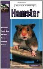 NEW BOOK The Guide to Owning a Hamster by Anmarie Barrie (Paperback)