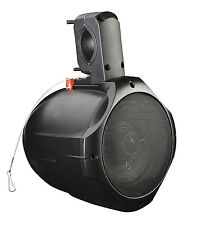 """E-audio Noir 8 """" 2-way adresse publique paire de haut-parleur (8 ohms 260 W) #B 408 bis"""