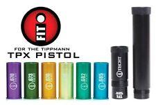 Techt iFit 6 pc. Kit for Tippmann Tpx Pistol with Adapter & Barrel