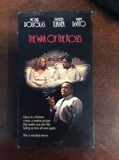 The War of the Roses (VHS,1990) Douglas Kathleen Turner Danny Devito VHSshop.com
