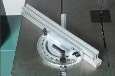 Guide d'angle pour scie à ruban Kity 673-613F rainure en U ou Scheppach Basato 3