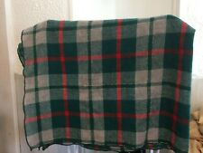 Estate Sale Find, Square Christmas Table Cloth