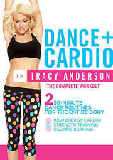 Tracy Anderson: Dance+Cardio