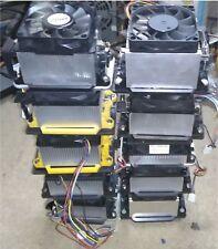 Lot de dissipateur ventillateur ventirad AM2 X10