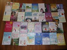 JOB LOT 34 ROMANCE FEMALE INTEREST CHICK LIT FICTION BOOKS ERICA JAMES