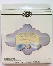 New Sizzix Bigz Die Ornate Frame Back #7 656582 UK ONLY
