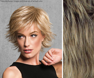 Imperfect Hairdo Spiky Cut Wig - Heat Friendly Synthetic - Color SS25