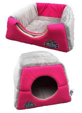 Pink Cat Kitten Cave, Puppy Dog Nest, Pet Igloo, Cat Basket, Pet Mat, Hidey Hole