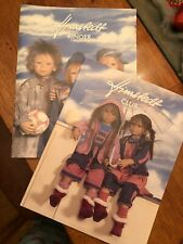 ~ 2004 Himstedt Kinder & Himstedt Club Doll Catalogs ~ Great