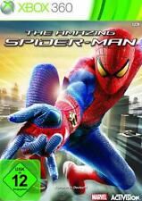 XBOX 360 The Amazing Spider Man 1 Spiderman très bon état