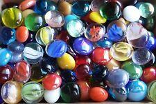 Creative Stuff Glass - 100 pcs Mixed Colors Glass Gems - Vase Fillers