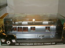 1/43 1981 AIRSTREAM EXCELLA TURBO 280 RV.MOTORHOME, CAMPER.GREENLIGHT