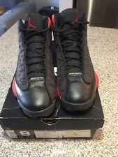Air Jordan Retro 13 Bred Size 9 (2012 Release)