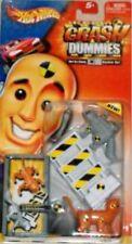 Hot Wheels Incredible Crash Dummies Pet Hubcat & Divot New Factory Sealed 2004