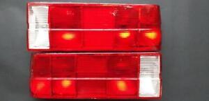 BMW M3 E30 325I 316I 323I ALL RED EURO TAILLIGHT LENSES CABRIO COUPE S14 M20 M10