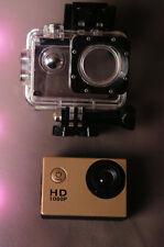 CAMSPORT CAM DV Caméra Action Caméscope COMPLET 1080P  1920X1080 HD Étanche