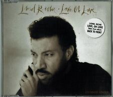"LIONEL RICHIE - 5"" CD - Love, Oh Love (Single Radio Edit) 4 Tracks. Motown UK"