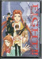 Fight!! Spirit of the Sword DVD 1993 Anime OVA AnimeWorks [Brand New & Sealed]