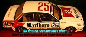 1:18 Moffat MISSING Vinyl Decals Stickers 1980 HDT VC Commodore Sandown 400