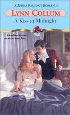 A Kiss At Midnight Zebra Regency Romance