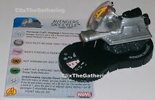 AVENGERS SKY-CYCLE #061 Nick Fury Agent of S.H.I.E.L.D HeroClix Chase Rare