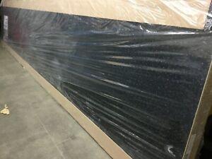 Black Gloss 600mm x 38 mm x 3m Wickes 161181 Laminate Worktop - Taurus x 2