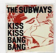 (HU753) The Subways, Kiss Kiss Bang Bang - 2012 DJ CD