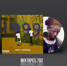 Joey Bada$$ - 1999 Mixtape (CD/Front/Back/Tracklist)