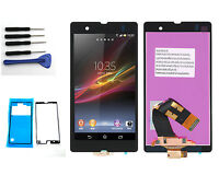 For Sony Xperia Z L36h C6603 LCD Display Touch Screen Digitizer Assembly Shop Ts