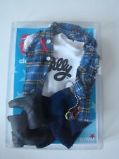 Gay Billy San Francisco Outfit in Box Shorts Plaid Hoody Boots T-shirt NO DOLL